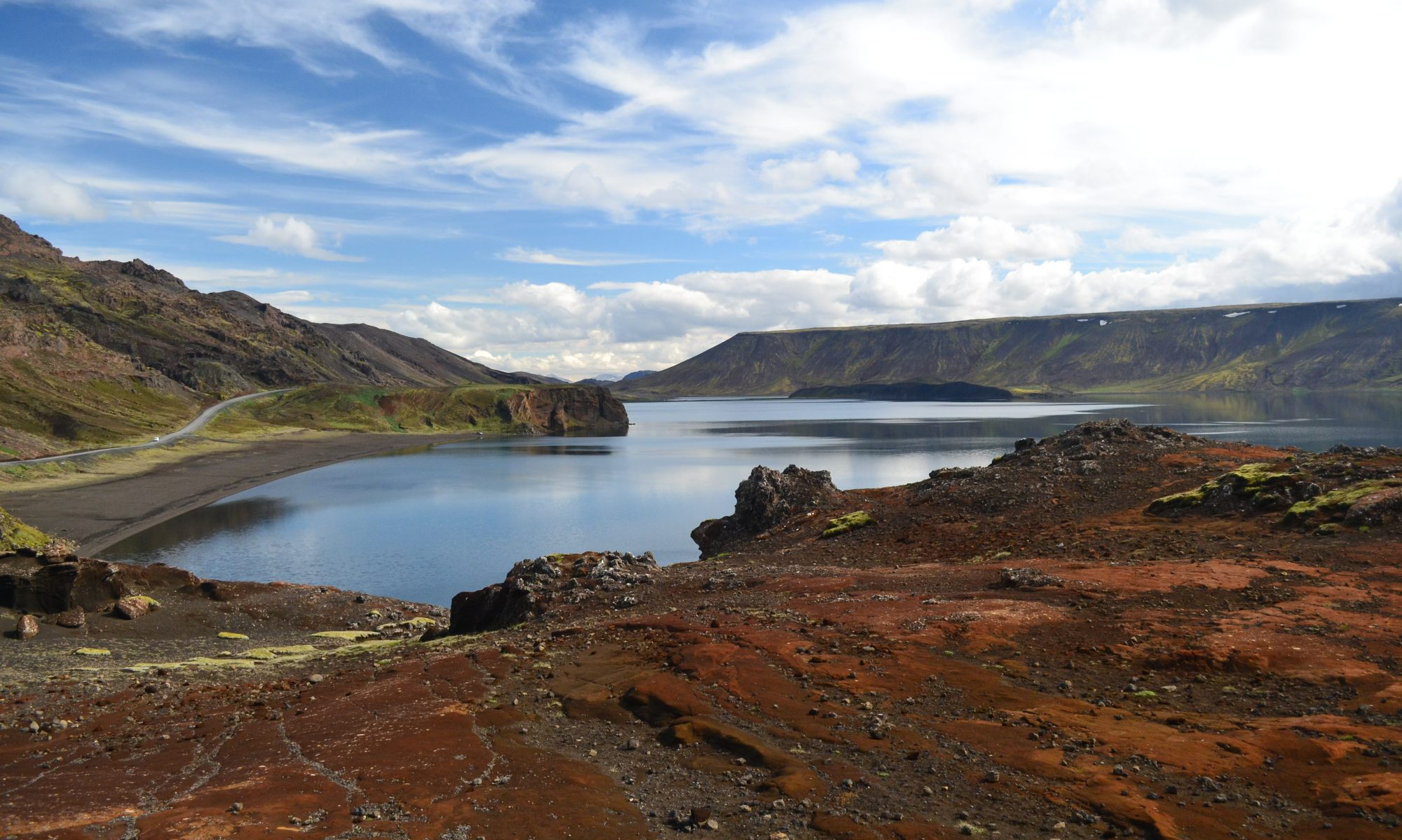 Arctic and Alpine Field Research: Iceland 2017