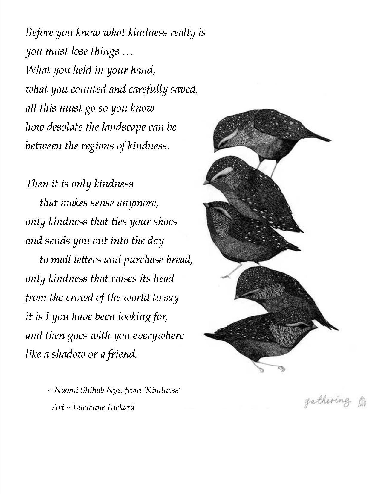 "Image of Nye poem ""Kindness"""