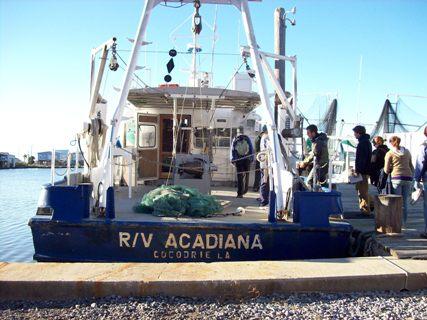 The RV Acadiana.