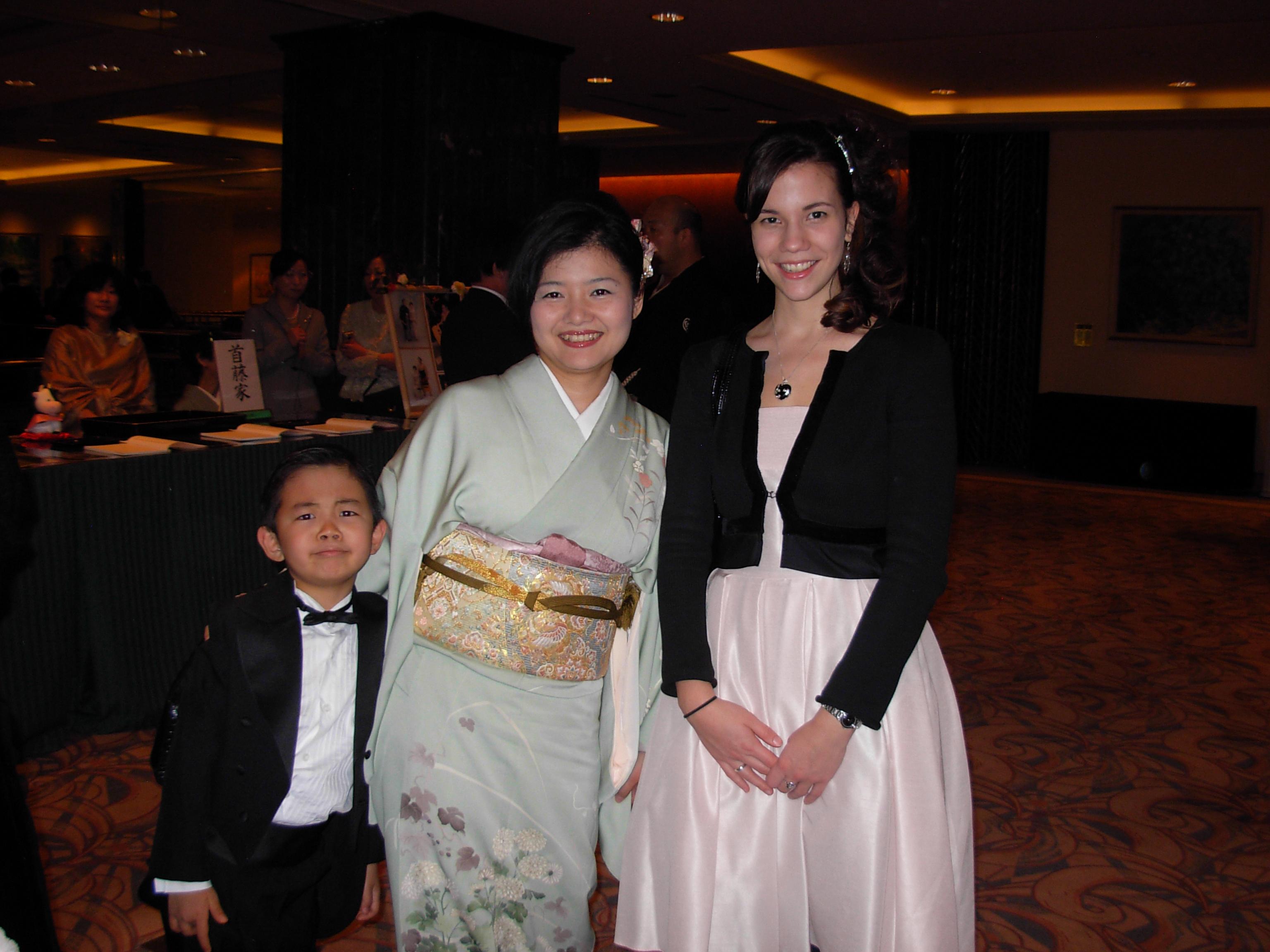 Sumo wedding