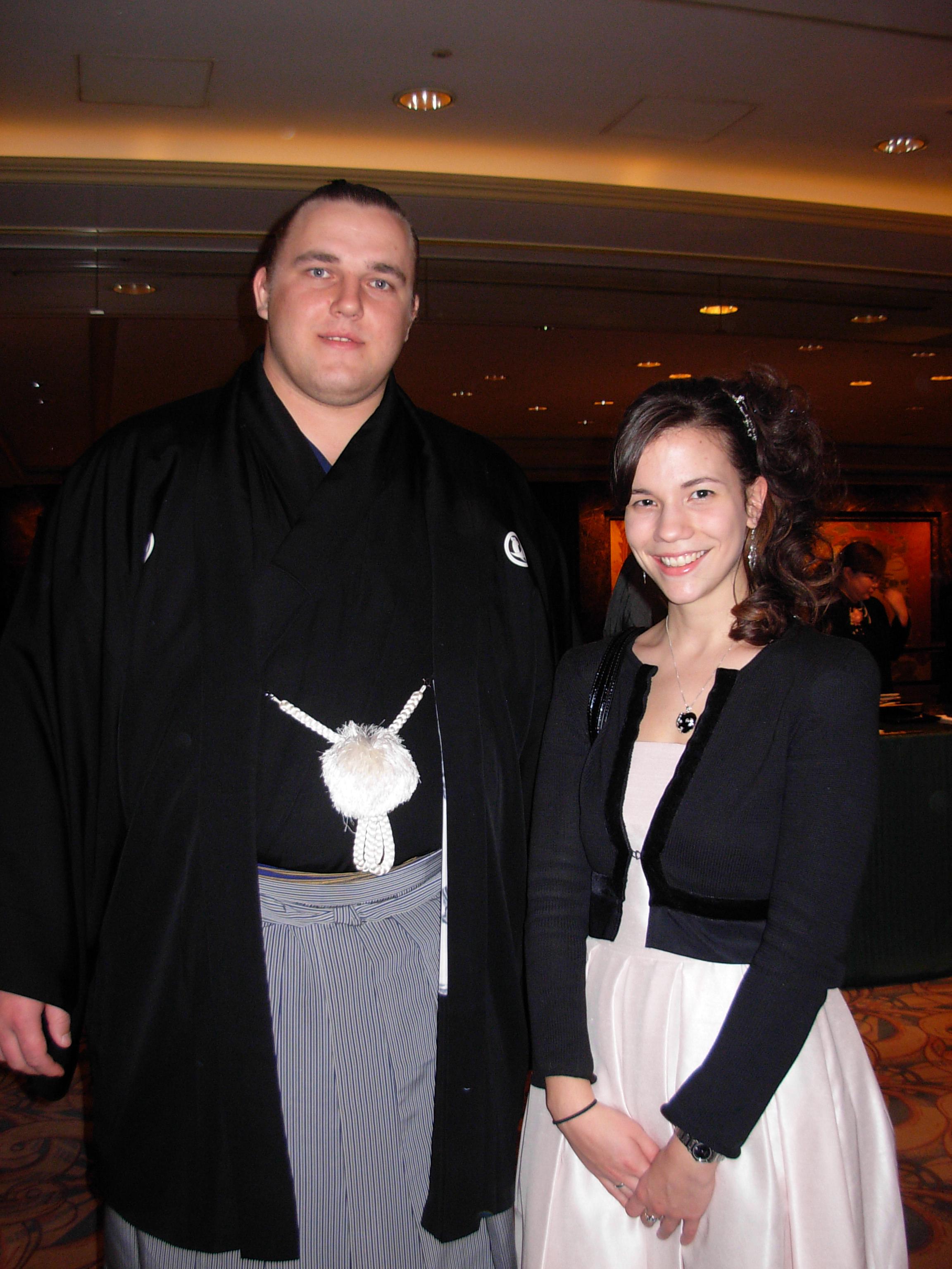 Sumo wedding 2
