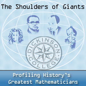ARCHIVE — Dickinson College Blog » Shoulders of Giants ...