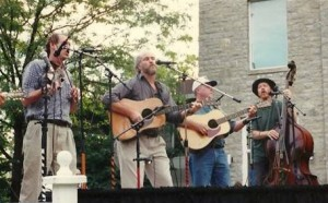 Early Bluegrass on the Grass Festivals.
