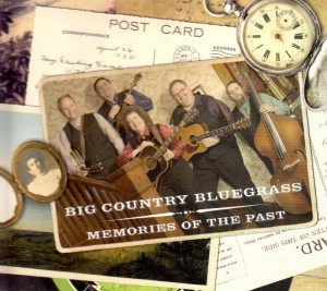 Big Country Bluegrass Band Album Cover