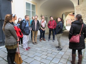 Guided tour of Vienna