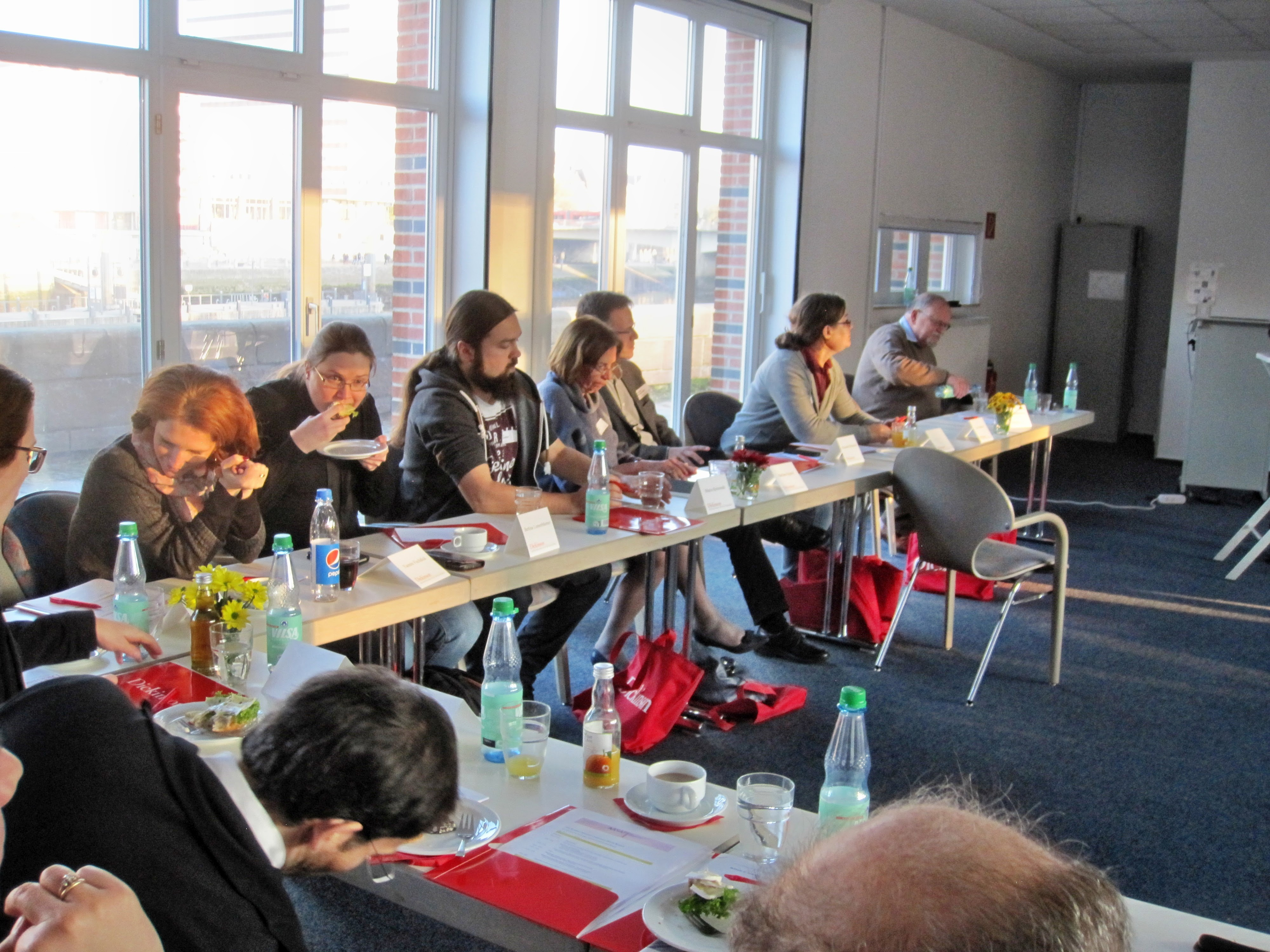 Participants during the RD Conference