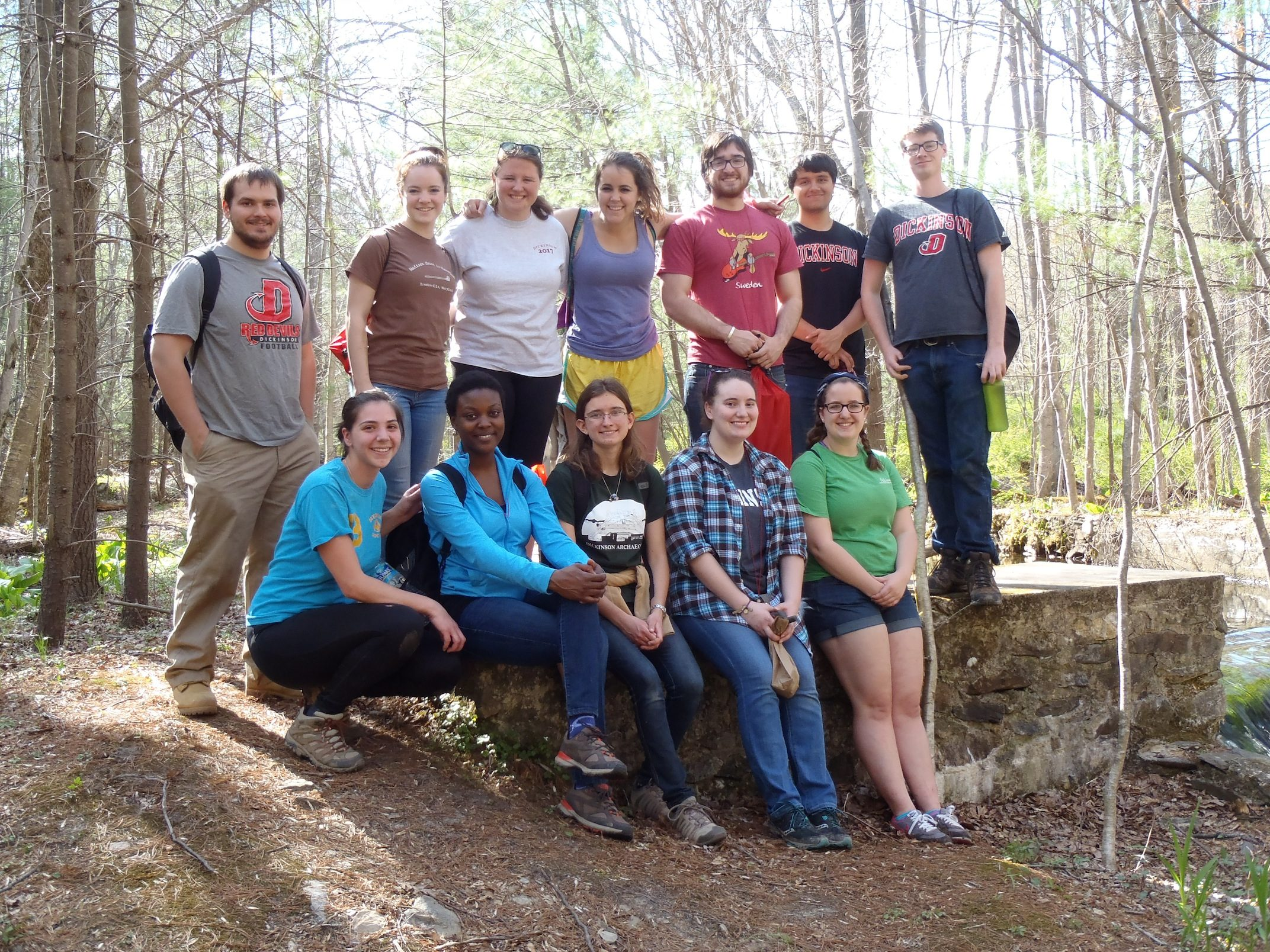 Students of Spring 2015