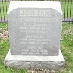 Samuel Jordans Headstone