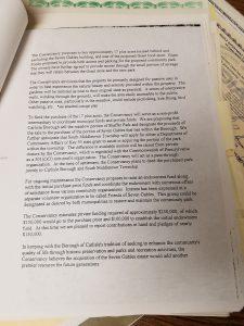 Proposal to Conserve Seven Gables  e