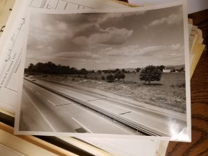 View of Highway from Shaffer