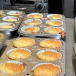 Muffins – Adjusting the Leavening Agent (Part of Option 2)