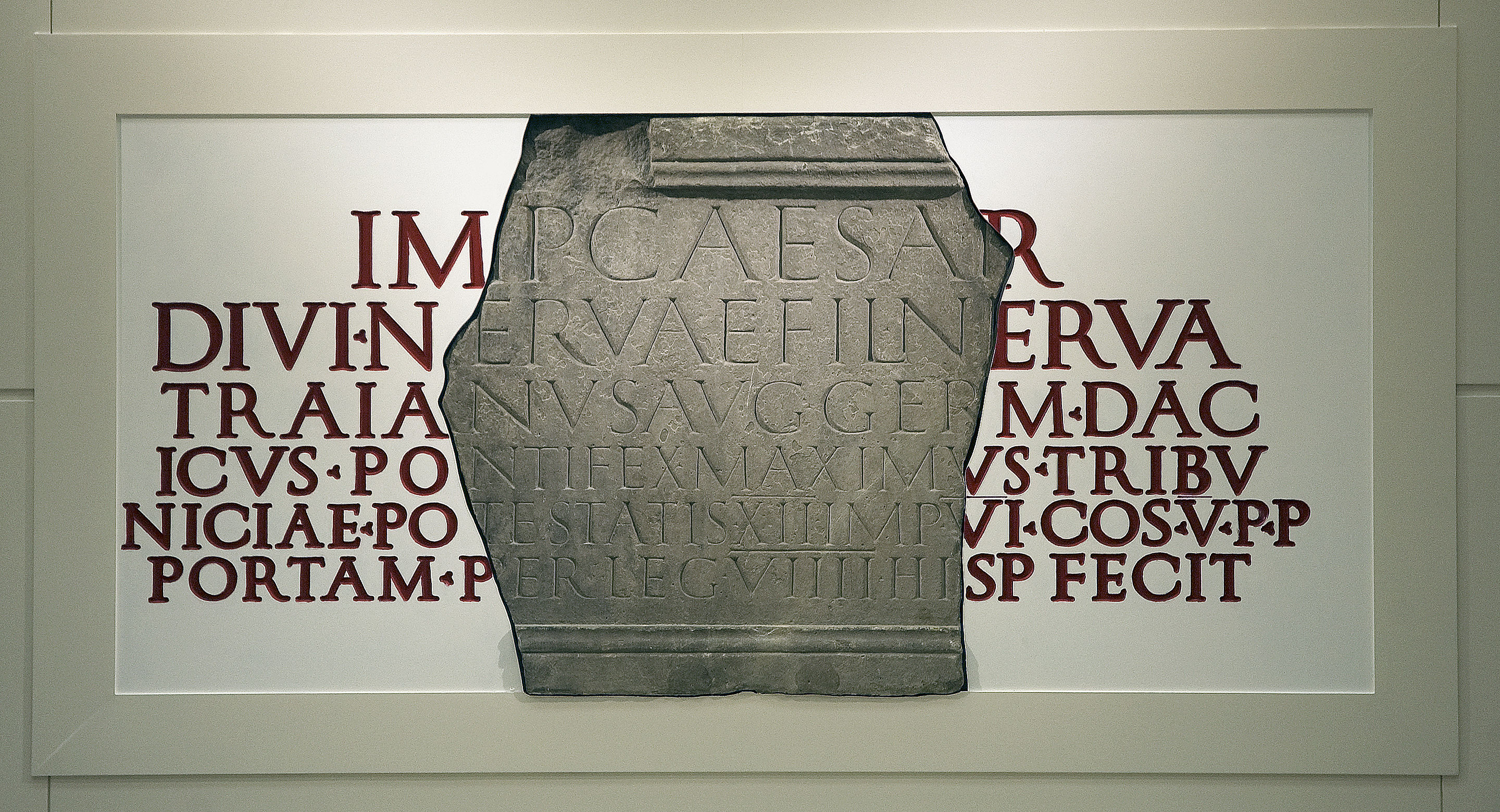 The last definite attestation of the Ninth: a stone inscription at York, 108 AD.