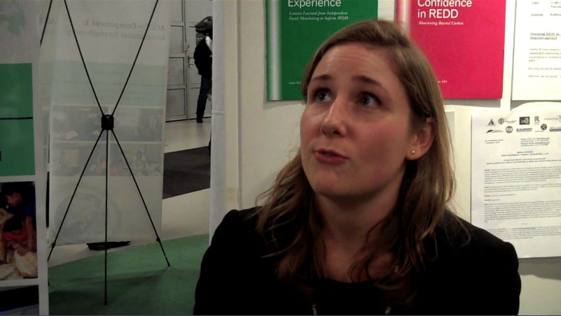 global witness implementation Claire Spoors of Global Witness talks about the implementation of REDD programs. She talks about the importance of making the protected areas account for additionality: protecting areas […]