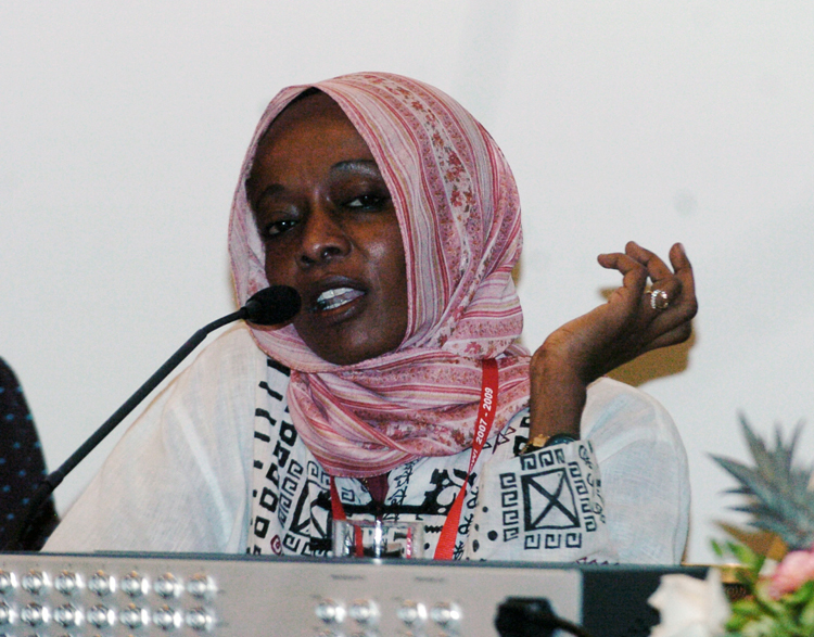 At COP15, Dr. Sumaya ZakiEldeen was a member of the Sudanese delegation and a professor at Khartoum University. From Copenhagen, she wrote this message, which reflects both her biographical information...