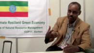 Mr. Negash Teklu from Ethiopia, Executive Director of Population, Health, Environment (PHE) Consortium Ethiopia and COP 17 Party Member to Ethiopia, discusses the activities of PHE-Ethiopia including pilot sites, social […]