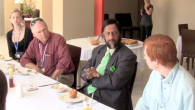 Dr. Rajendra K. Pachauri, Chairperson for the Intergovernmental Panel on Climate Change, discusses how the process of intense peer review in IPCC report production, while it slows down the process,...