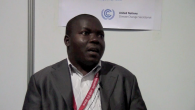 Isaac Kabongo on CAN Uganda and his hopes for COP 17
