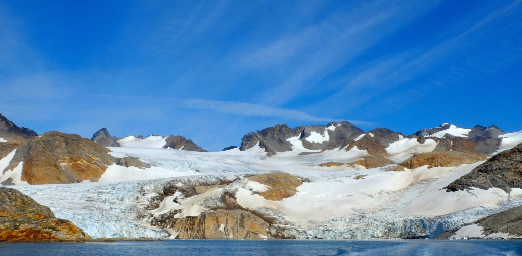Apusiaajik Tidewater Glacier near Kulusk, Greenland