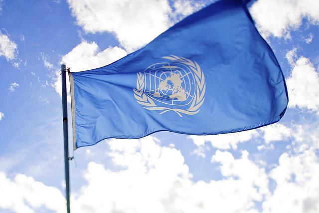 UN flag