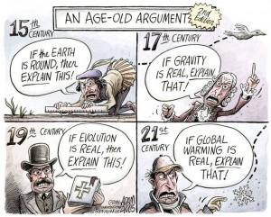 climate change deny