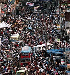 population of India