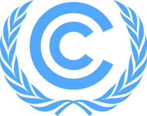 The UNFCCC official seal