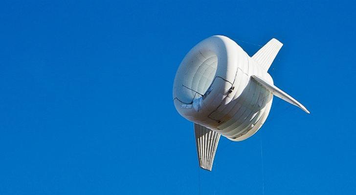 Buoyant Airborne Turbine Altaeros Energies