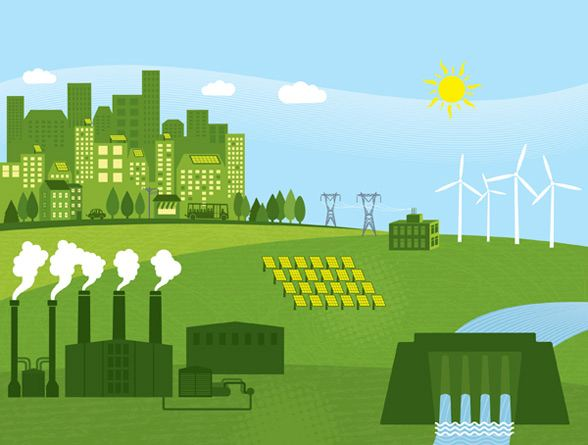 A Green Economy