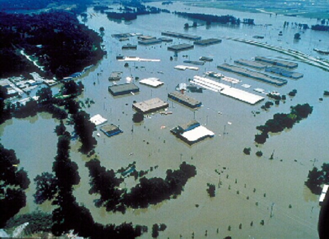1993 flood of Missouri River