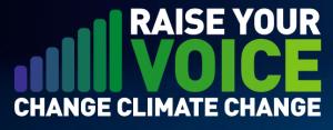 Raise Your Voice Campaign