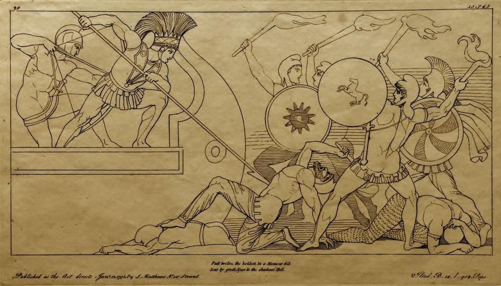 Flaxman_Ilias_1795,_Zeichnung_1793,_194_x_338_mm