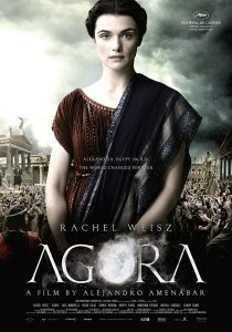movie poster for Agora