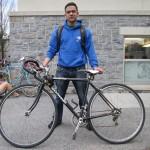 Lifschitz David  and bike