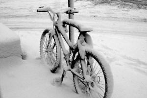 bike snow 2