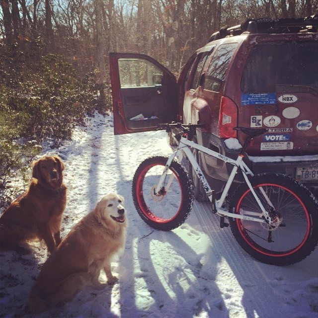 Animal - dogs are a mountain biker's best friend! #dsonphotos #dsonbikes #dsonsustainability