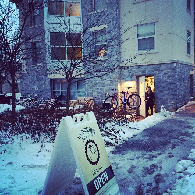Yes, we're open! #dsonbikes #dsonsustainability