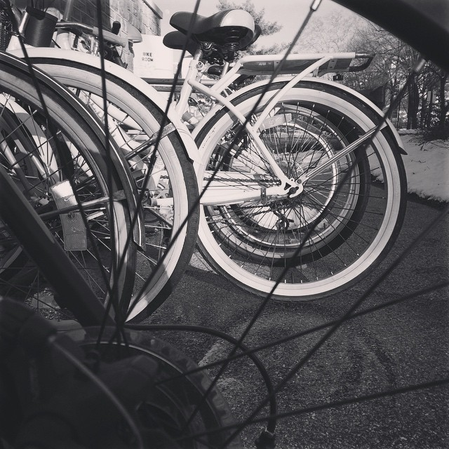 Black and white #dsonphotos #dsonsustainability #dsonbikes