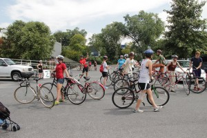 Bike to Farm Potluck
