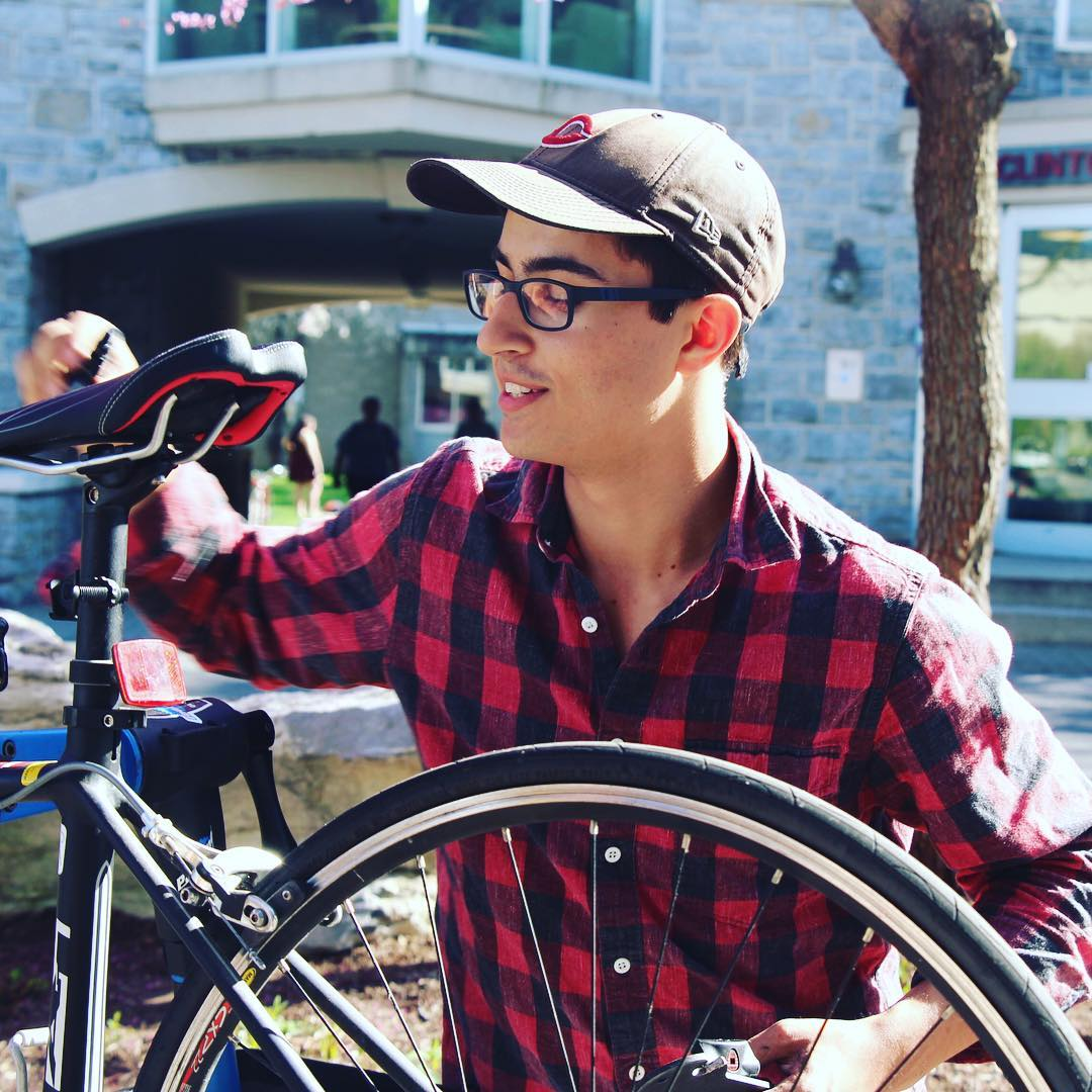 Introducing Humans of the Handlebar volunteer Sam Waltman 20 Ihellip