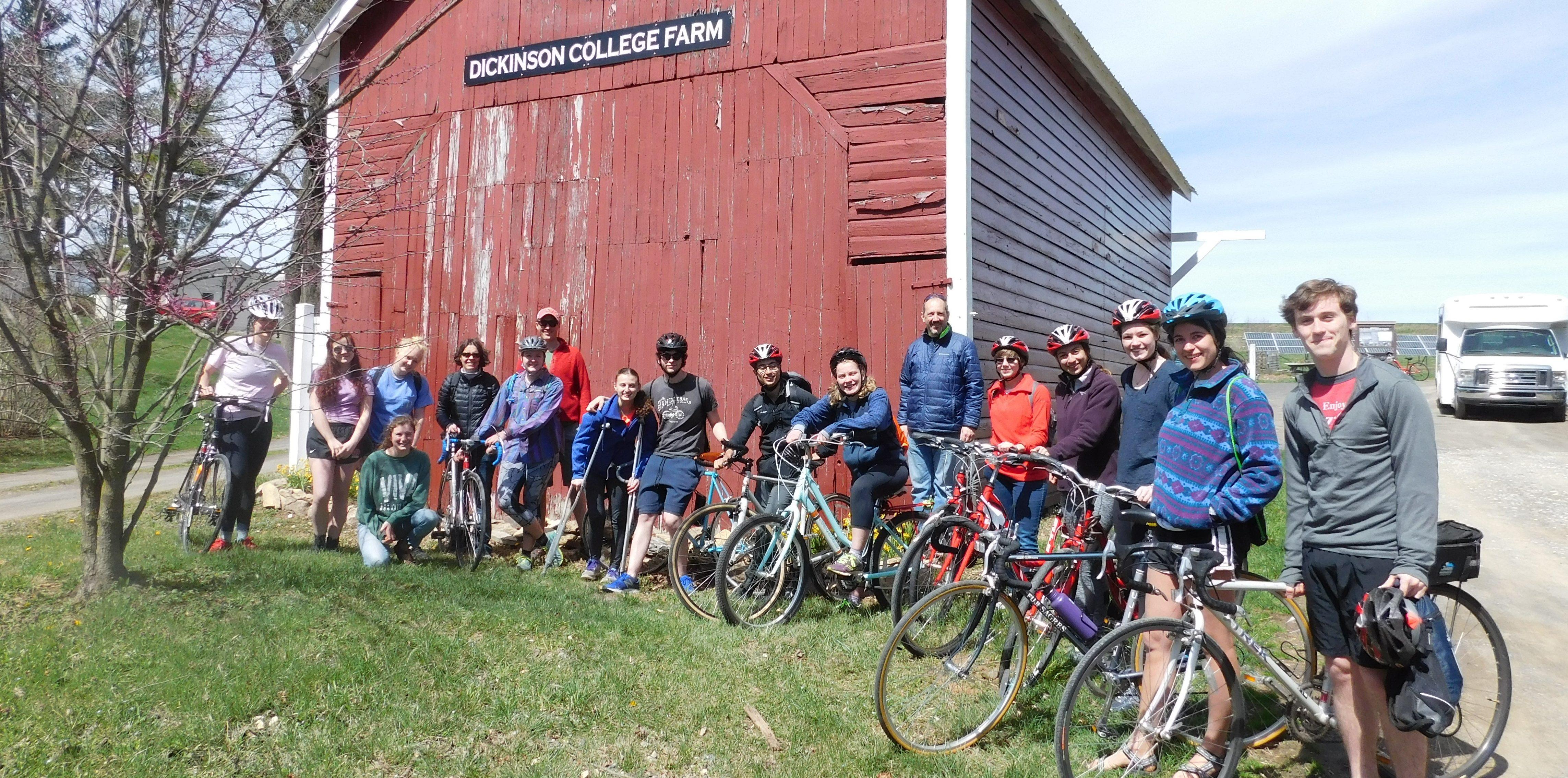 Join the Biking Community
