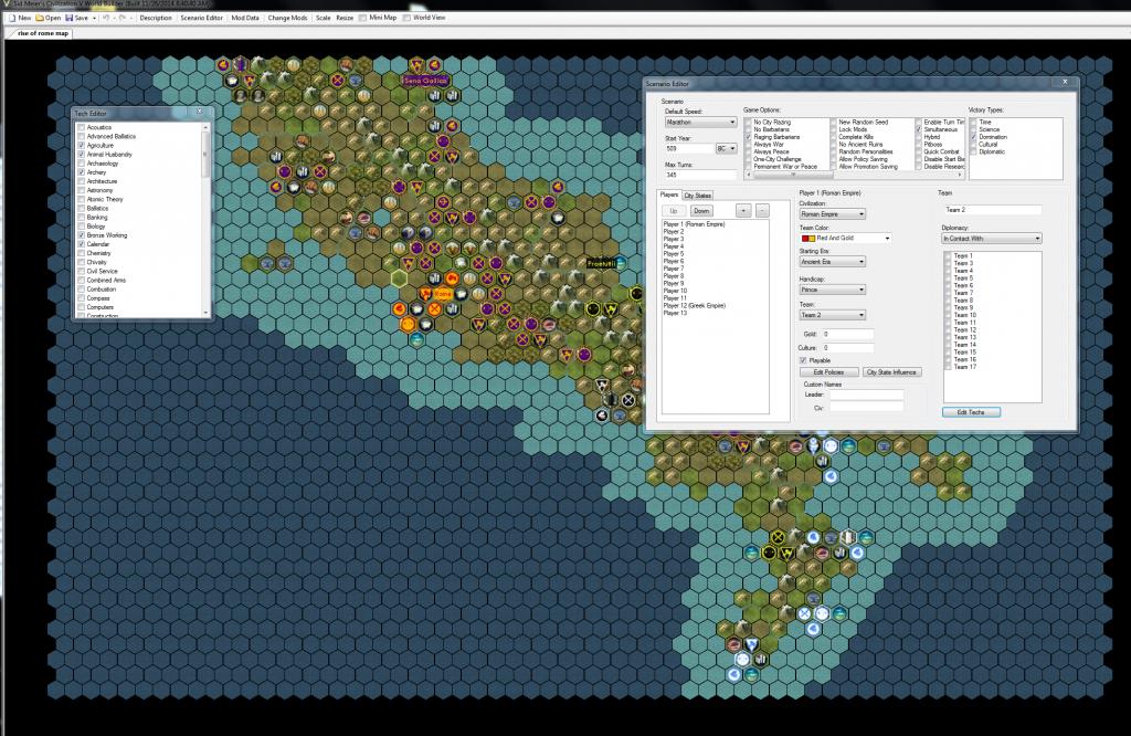 WorldBuilder Map
