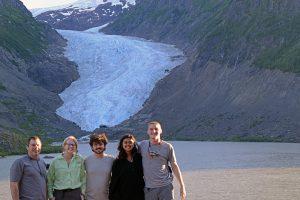 Bear Glacier 2017