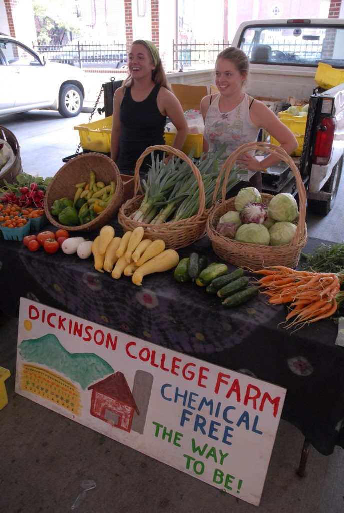 Dickinson Garden Stall