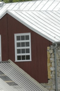 Lower Barn Roof