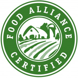 Food Alliance Certified Seal