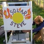 Solar Steve