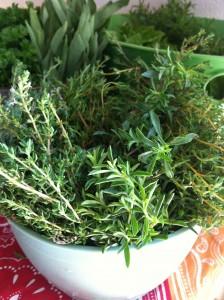 CSA Herbs