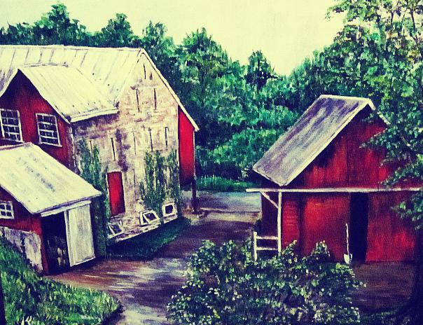 Art on the Farm 2015