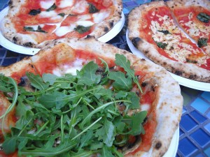 Flickr - sweetonveg - wood fired pizza