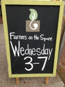 Farmers' Market Wed., March 12th 3-7pm